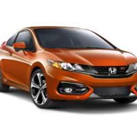 2014 Honda Civic Si Coupe and Sedan introduced