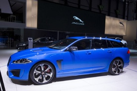 2014 Jaguar XFR-S Sportbrake flexes its muscles in Geneva