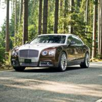 2014 Mansory Bentley Flying Spur tuning kit