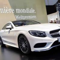 2014 Mercedes-Benz S-Class Coupe revealed in Geneva