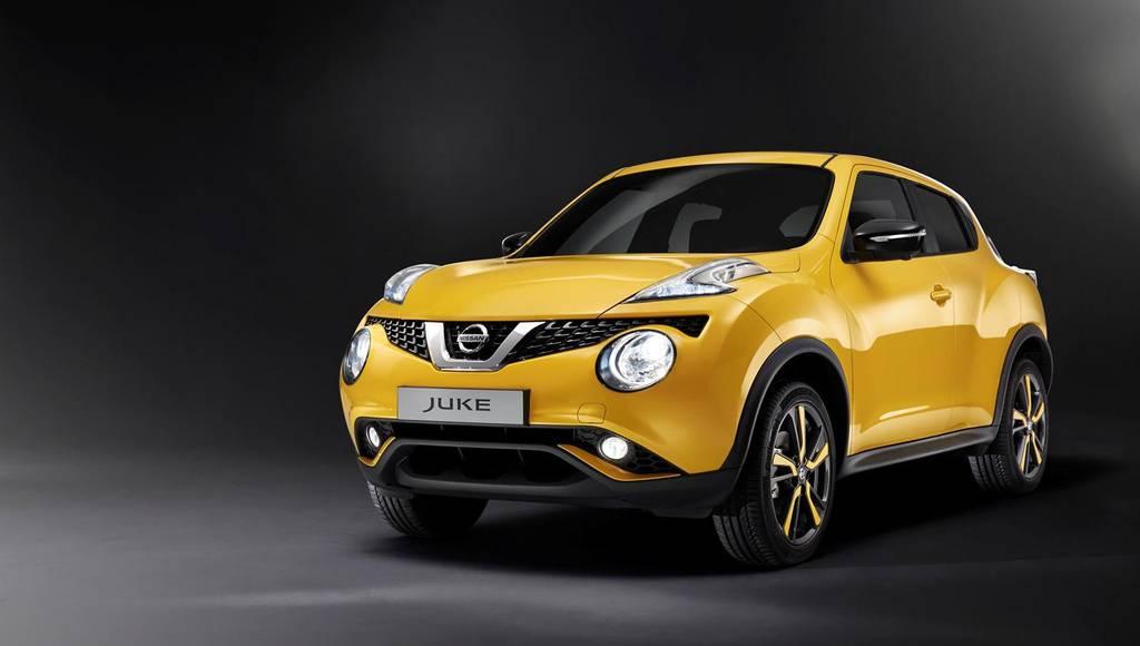 2014 Nissan Juke facelift bows in Geneva