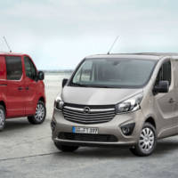 2014 Opel Vivaro gets official