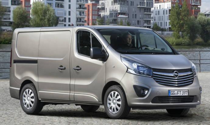 2014 Opel Vivaro gets official