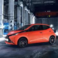 2014 Toyota Aygo unveiled in Geneva