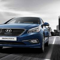 2015 Hyundai Sonata - Official pictures and details