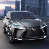 2015 Lexus NX crossover to debut in April