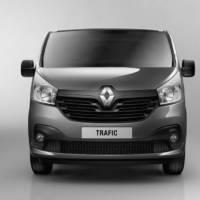 2015 Renault Trafic unveiled