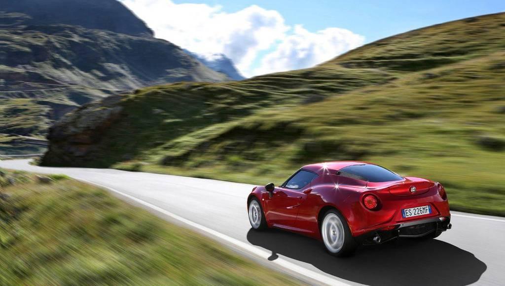 Alfa Romeo to return to US starting New York Auto Show