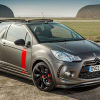 Citroen DS3 Cabrio Racing UK price