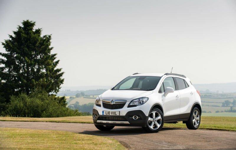 Opel Mokka reaches 200.000 orders