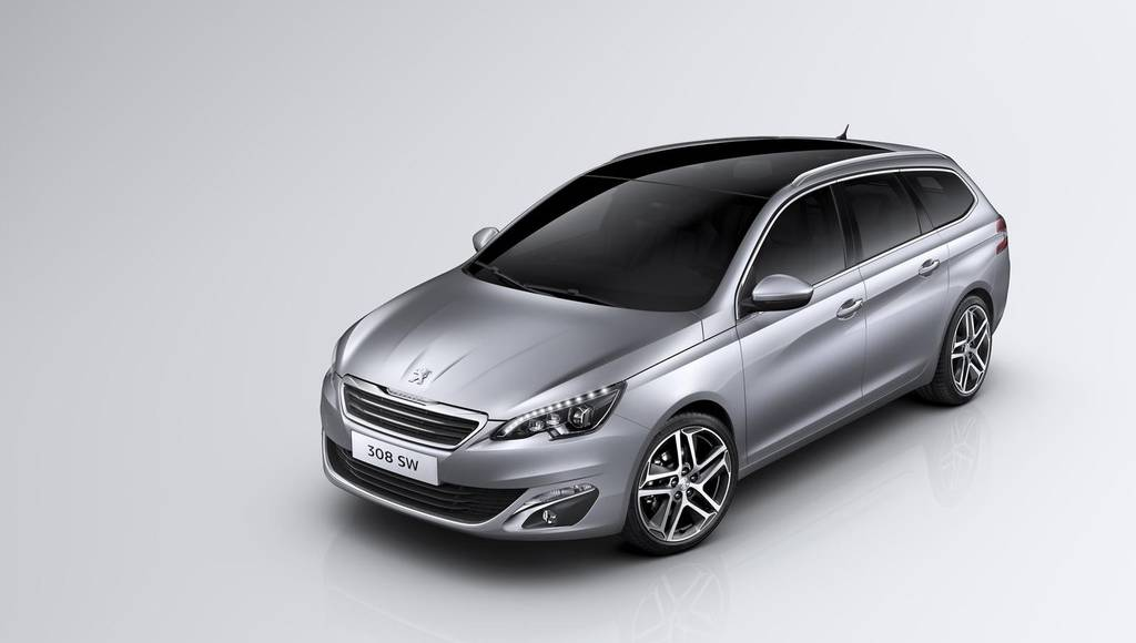 Peugeot 308 production increased