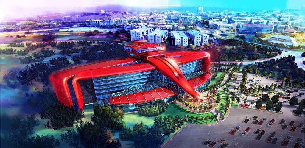 PortAventura to host new Ferrari theme park