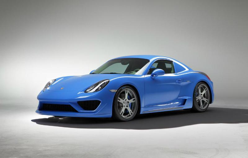 Studiotorino Porsche Cayman S