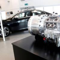 Volvo Flywheel KERS system detailed