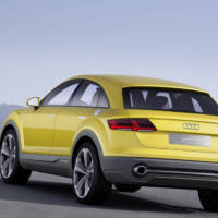 2014 Audi TT offroad Concept - Official pictures and details