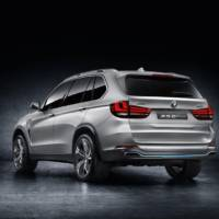 2014 BMW X5 eDrive Concept - Official pictures and details