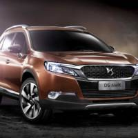 2014 Citroen DS 6WR offered in China