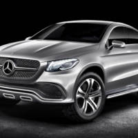 2014 Mercedes-Benz Concept Coupe - First official picture