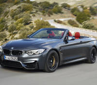 2015 BMW M4 Convertible priced at 73.425 USD