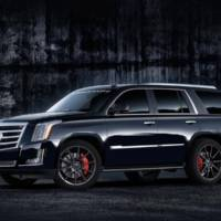 2015 Cadillac Escalade tuned by Hennessey