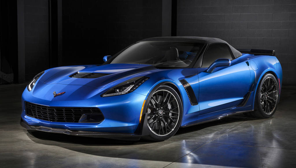 2015 Chevrolet Corvette Z06 Convertible - Official pictures and details