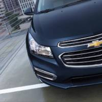 2015 Chevrolet Cruze facelift - Official pictures and details