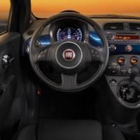 2015 Fiat 500 interior updates