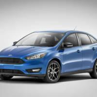 2015 Ford Focus Sedan facelift