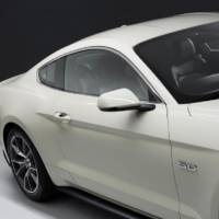 2015 Ford Mustang 50 Year Limited edition - Official pictures and details