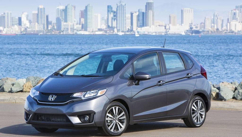 2015 Honda Fit US prices