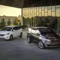 2015 Kia Sedona unveiled
