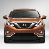 2015 Nissan Murano officially unveiled
