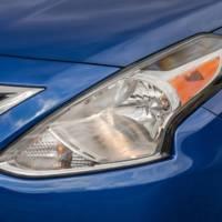 2015 Nissan Versa Sedan official photos and details