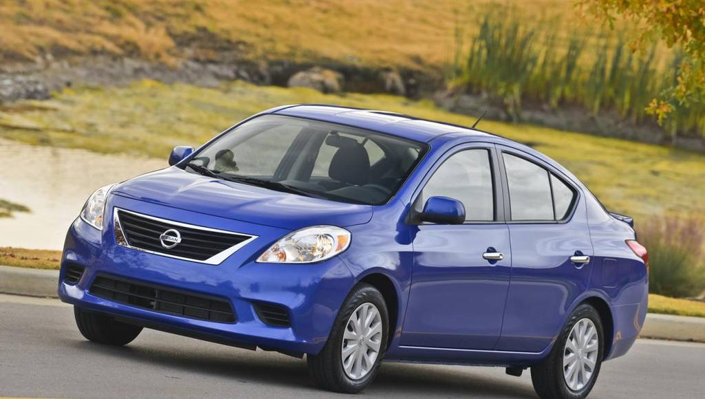 2015 Nissan Versa sedan could be unveiled in New York