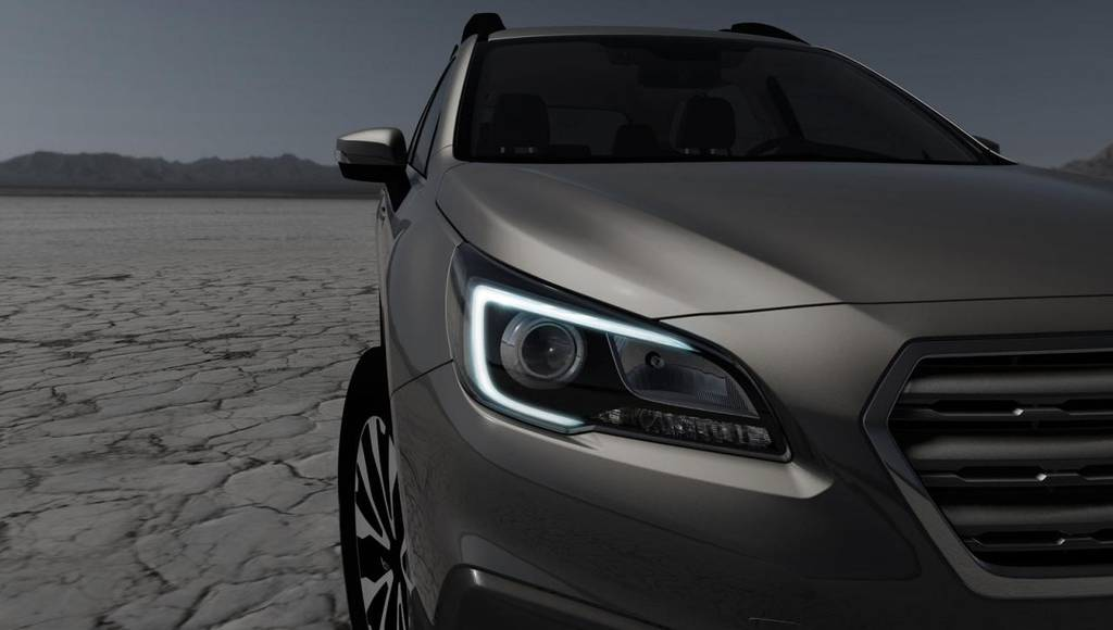 2015 Subaru Outback-First official teaser