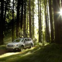 2015 Subaru Outback revealed in New York