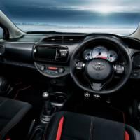 2015 Toyota Vitz facelift - JDM specifications