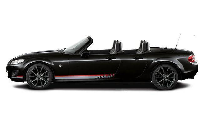 April's Fools Day: Mazda MX-5 unveiled as a four-seater