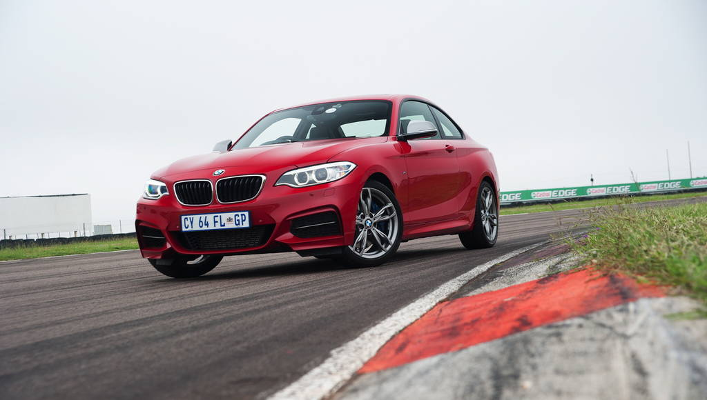 BMW 228i Coupe Track Handling Package