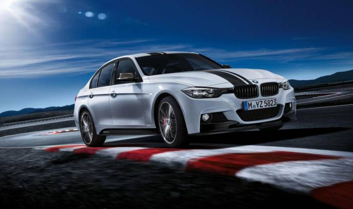 BMW 3 Series Sedan M Performance Edition for South Africa