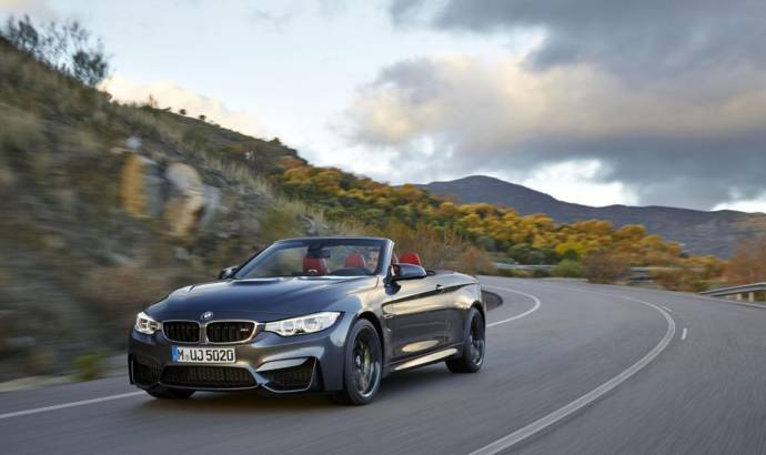 BMW M4 Convertible US price