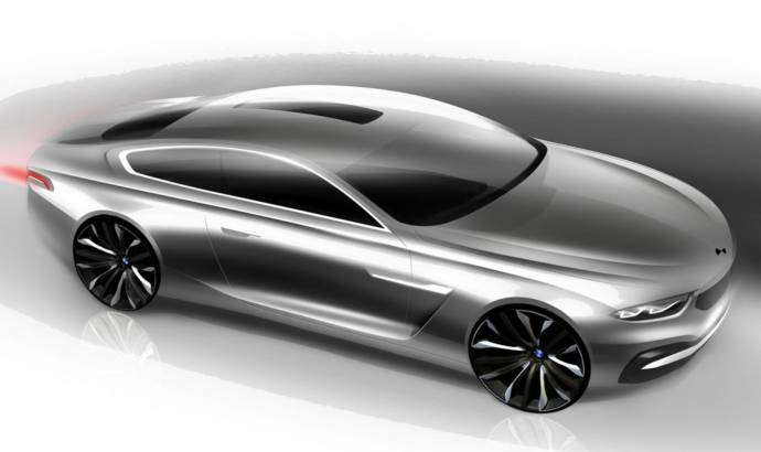 BMW luxury concept expected in Beijing