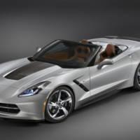 Chevrolet Corvette Stingray Atlantic package