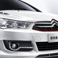 Citroen c-Quatre VTS available only in China