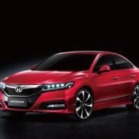 Honda Spirior Concept unveiled in Beijing
