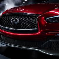 Infiniti Q50 Eau Rouge prototype begins tests