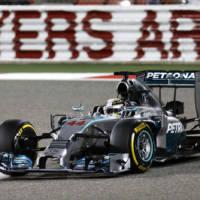 Lewis Hamilton wins the Bahrain GP