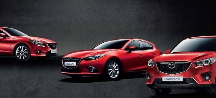 Mazda produced one million SkyActiv vehicles