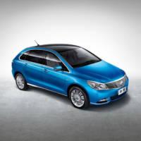 Mercedes Denza electric vehicle