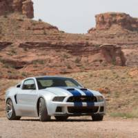 Need For Speed Ford Mustang sold for 300.000 USD at an auction